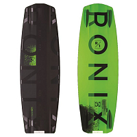 Ronix ONE - I-BEAM TIME BOMB CORE SS17 Anodized Midnight