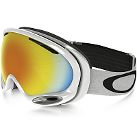 Oakley A-FRAME 2.0 59-568 POLISHED WHITE/FIRE IRIDIUM