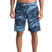 Quiksilver WAKEPALMBS M BDSH BLUE SHADOW