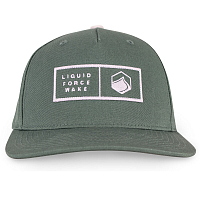 Liquid Force PREMIERE SNAPBACK GRN