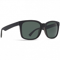 VonZipper HOWL BLACK SMOKE SATIN / GREY