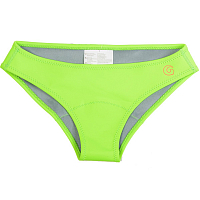 Glidesoul LOW BIKINI BOTTOM 0,5 MM LIME