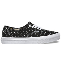 Vans AUTHENTIC SLIM (Micro Hearts) black/true white