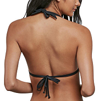Volcom SIMPLY SOLID HALTER BLACK