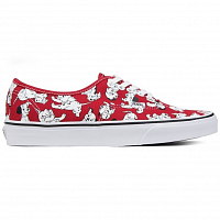 Vans Authentic (Disney) Dalmatians/red