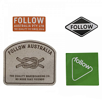 FOLLOW FOLLOW S8 STICKER PACK ASSORTED