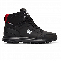 DC TORSTEIN M BOOT BLACK/ATHLETIC RED/WHITE