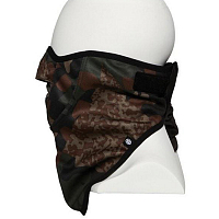 686 STRAP FACE MASK HUNTER CUBIST CAMO