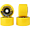 Sector9 FORMULA RACE CS WHEELS YELLOW