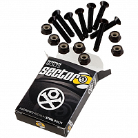 Sector9 BOLT PACK BLACK