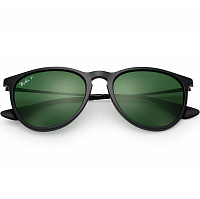 RAY BAN ERIKA BLACK/POLAR GREEN