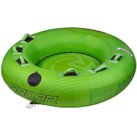 Radar UFO - 2 PERSON TUBE GREEN