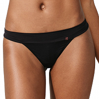 Stance Solid Thong BLACK