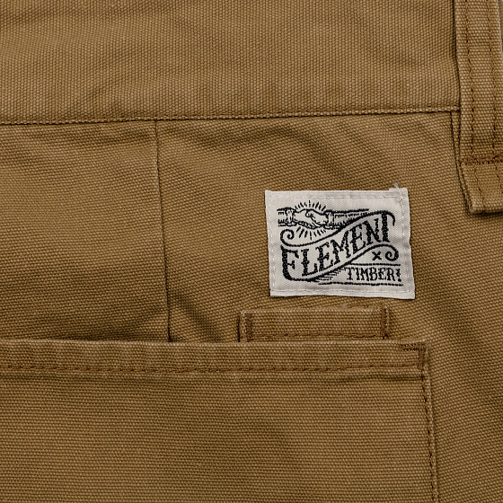 Брюки ELEMENT CANJON PANT SS18 от Element в интернет магазине www.traektoria.ru - 3 фото