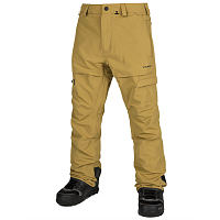 Volcom GI PANT RESIN GOLD