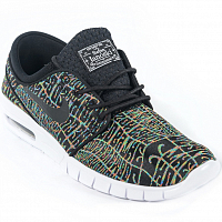 Nike STEFAN JANOSKI MAX PRM BLACK/BLACK-WHITE-MULTI-COLOR