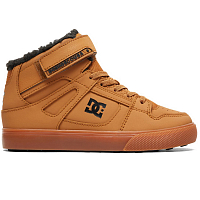 DC PURE HT WNT EV B SHOE WHEAT
