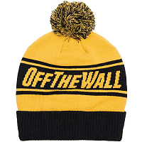 Vans MN OFF THE WALL POM BEANIE MINERAL YELLOW