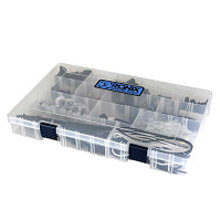 Ronix RONIX WARRANTY TACKLE BOX Asst