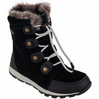 Sorel YOUTH WHITNEY Black, Dark Sto