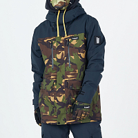 Planks Good Times Insulated Jacket BRITISH DPM CAMO