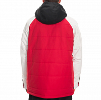 686 MNS BLEND INSULATED JACKET RED COLORBLOCK