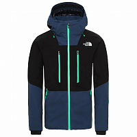 The North Face M ANONYM JKT BLACK/BLUE WING (G38)