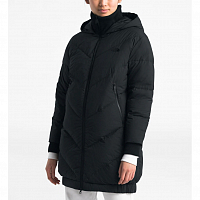 The North Face W ALBROZ PARKA TNF BLACK (JK3)