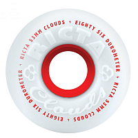 Ricta CLOUDS RED