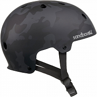 SANDBOX LEGEND STREET BLACK CAMO (MATTE)