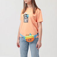 OBEY RAPIDS WAISTPACK ORANGE / BLUE