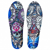 REMIND INSOLE MEDIC GUCH BRYAN IGUCHI X OWLS ASSORTED