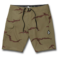 Volcom LIDO SOLID MOD 20 LIGHT ARMY