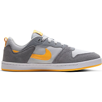 Nike SB ALLEYOOP PARTICLE GREY/UNIVERSITY GOLD