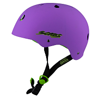 Smith Scabs CROWN HELMET SOFT LINER PURPLE