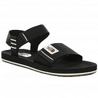 The North Face W SKEENA SANDAL TNFBLK/VNTAGWH (LQ6)