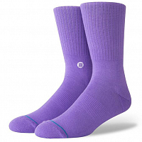 Stance UNCOMMON SOLIDS ICON VIOLET