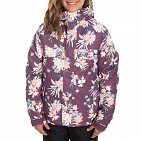 686 GIRLS DREAM INSULATED JACKET BLACKBERRY FLOWER