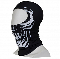 686 GRANITE BALACLAVA BLACK SKULL