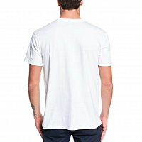 Quiksilver WHATWEDOBESTSS M TEES SNOW WHITE
