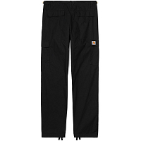 Carhartt WIP Aviation Pant BLACK (RINSED)