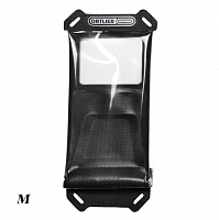ORTLIEB SAFE-IT BLACK/TRANSPARENT