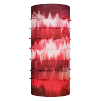 Buff THERMONET Misty Woods Blossom Red