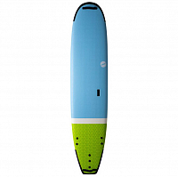 NSP Soft Surf Wide TAIL DIP GREEN