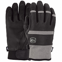 Pow VILLAIN GLOVE Charcoal