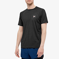 District Vision Peace-tech TEE BLACK