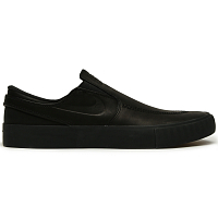 Nike ZOOM JANOSKI SLIP RM ISO BLACK/BLACK-BLACK-GUM LIGHT BROWN