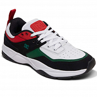 DC E.tribeka B Shoe BLACK/RED/GREEN