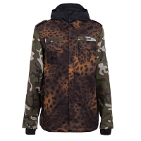 Volcom CREEDLE2STONE JACKET CHEETAH