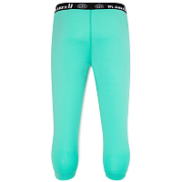 Planks Fall-line Base Layer 3/4 Pants TEAL